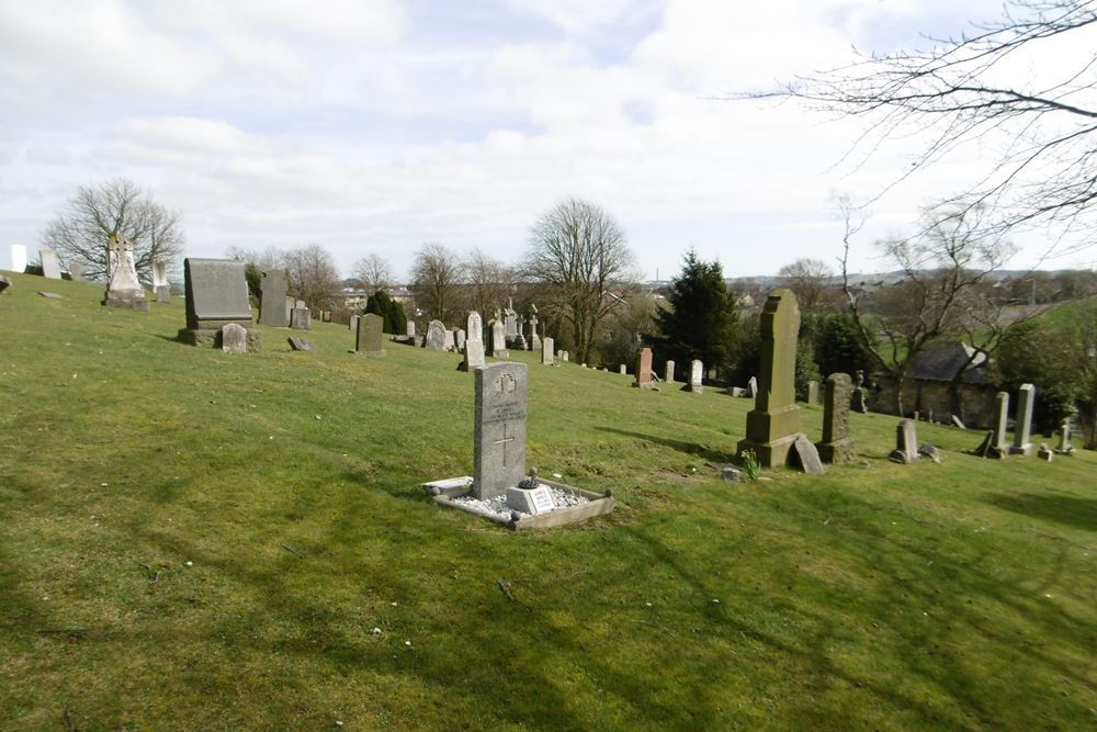 Commonwealth War Graves Beath Old Cemetery