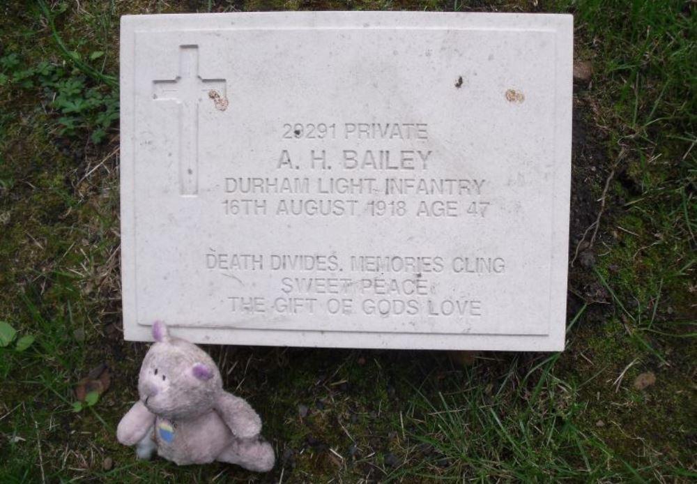 Oorlogsgraven van het Gemenebest Westgate Hill General Cemetery