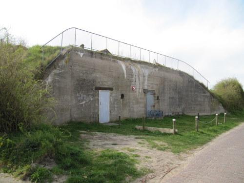 Stützpunkt Meistersinger bunkertype 502 Zoutelande