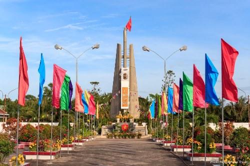 Militaire Begraafplaats Cau Ngang