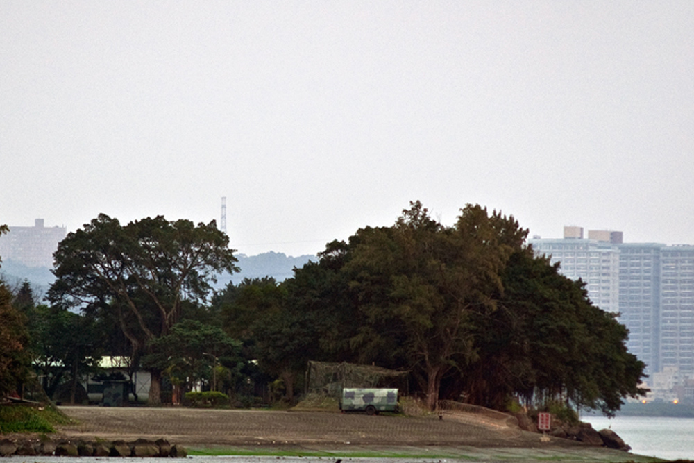 Former Japanese Water Air Base Tamsui