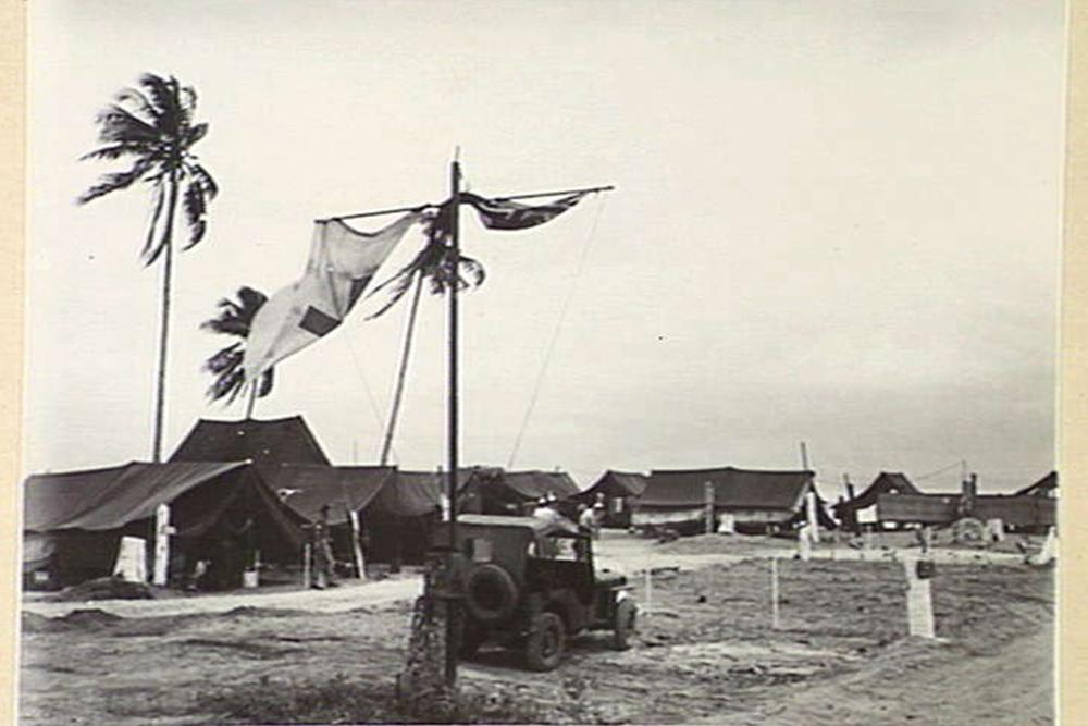 Australian Army 2/15 Field Hospital (Boram Beach Hospital)