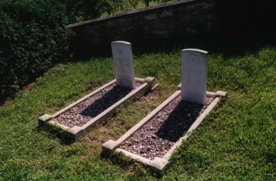 Oorlogsgraven van het Gemenebest Schoenenbourg