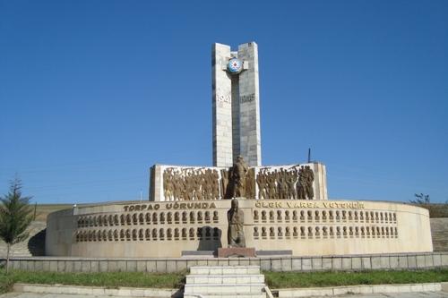 Oorlogsmonument Shamakhi