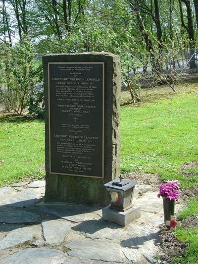 Friedrich Lengfeld Memorial