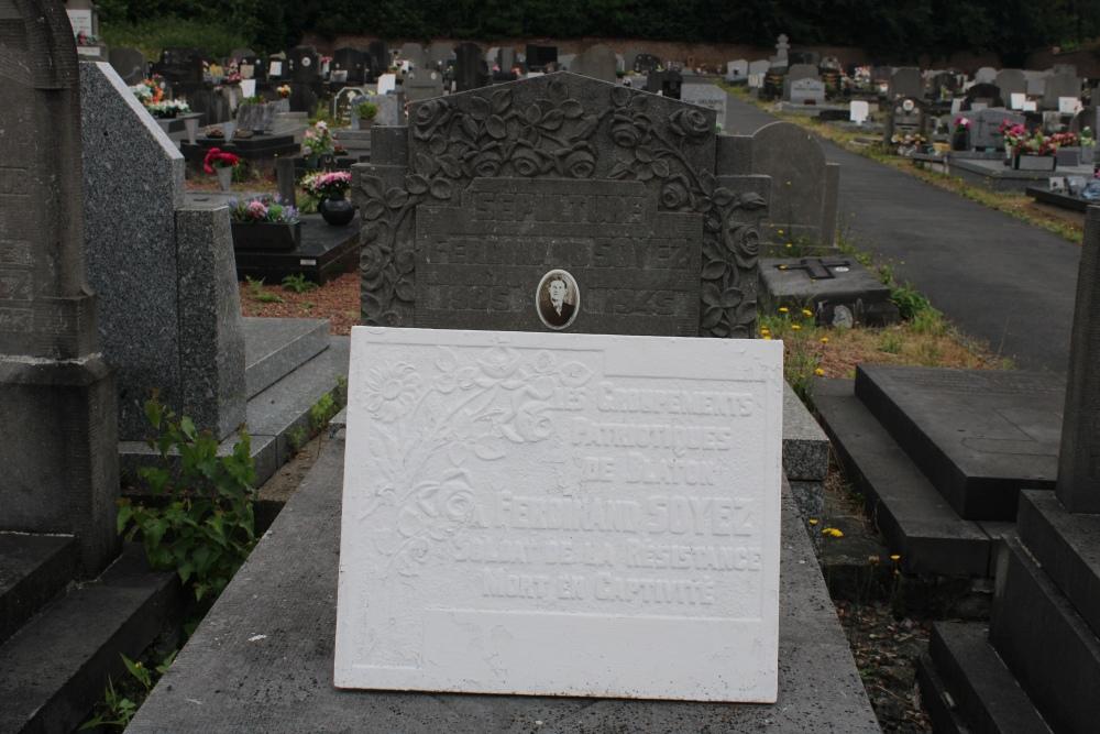Belgian War Grave Blaton