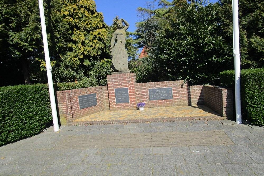 Resistance Memorial Makkum