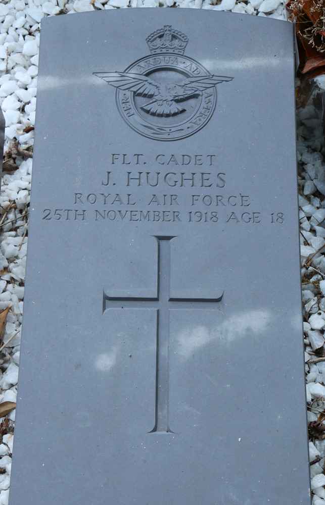Commonwealth War Graves Amlwch Cemetery