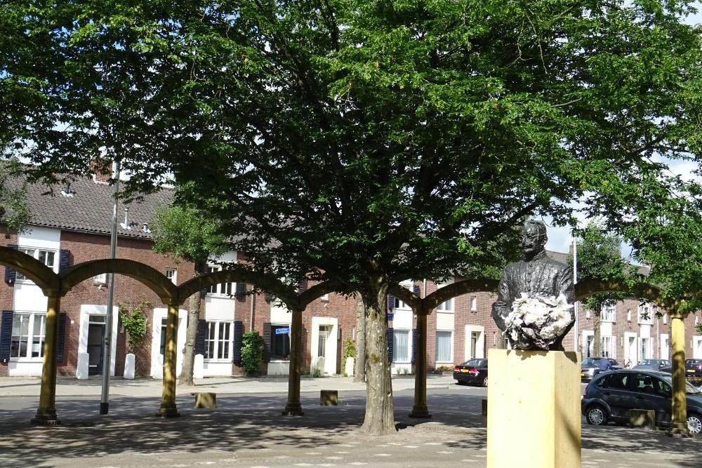 Monument Burgemeester van de Mortel Tilburg