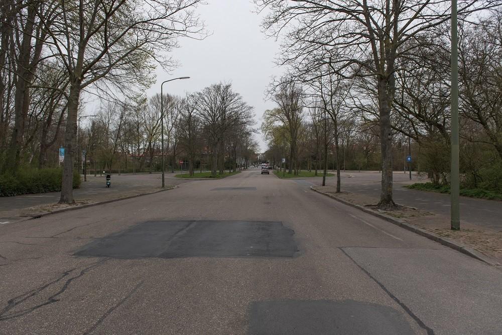 V-2 Impact Site Nieuwe Duinweg
