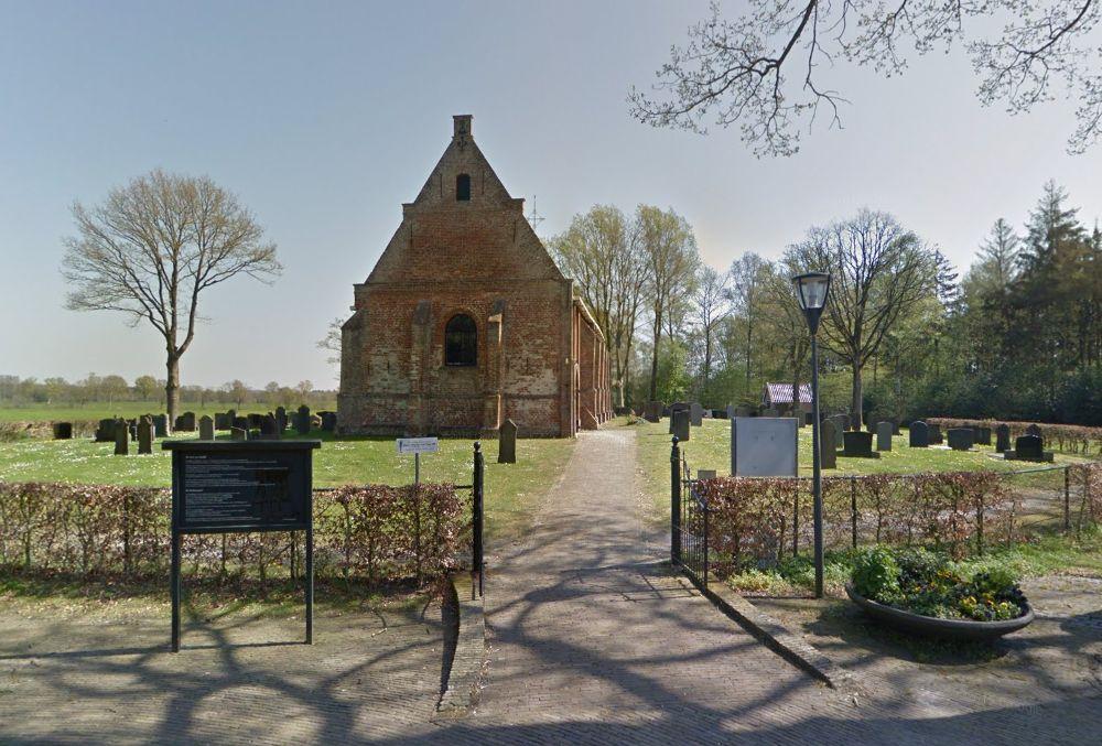 Cemetery Dutch Reformed Church Katlijk