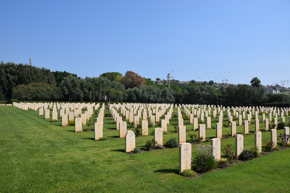 Commonwealth War Cemetery Syracuse