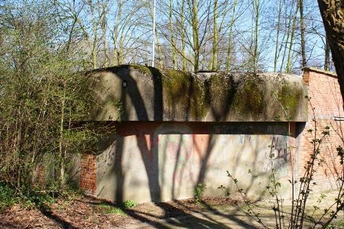 KW-Linie - Bunker ML18