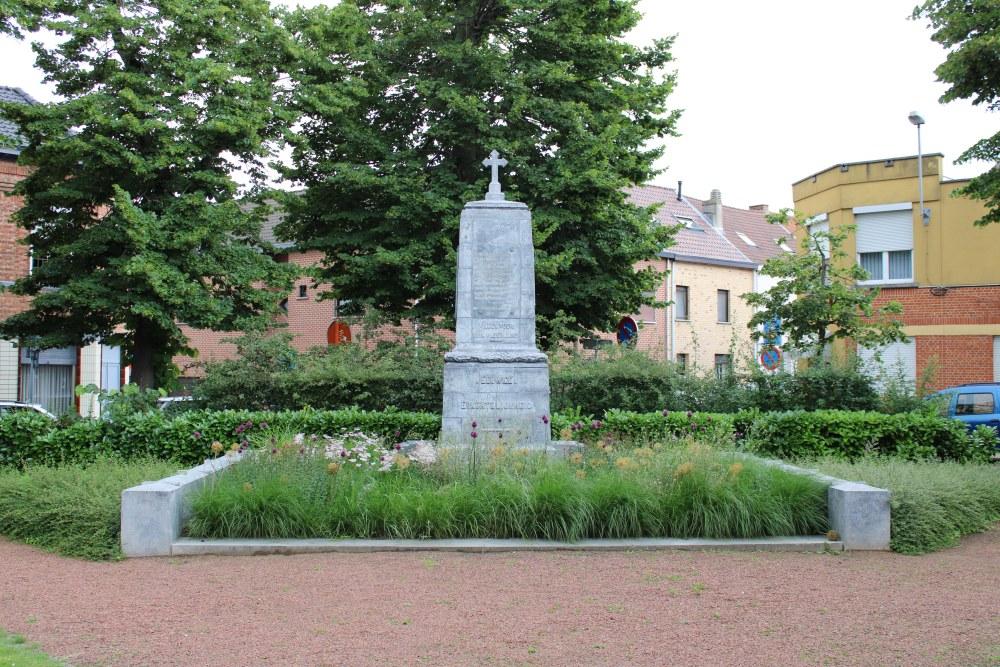 War Memorial Machelen