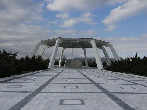 Turkse Staatsbegraafplaats