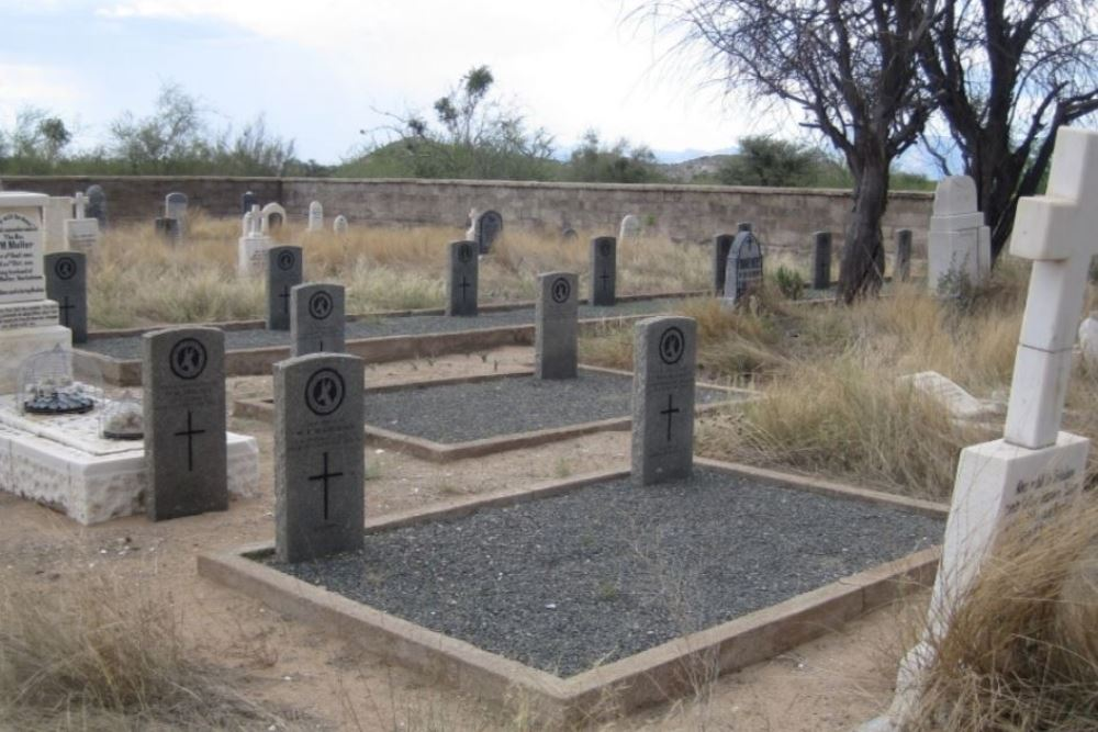 Commonwealth War Graves Karibib Cemetery