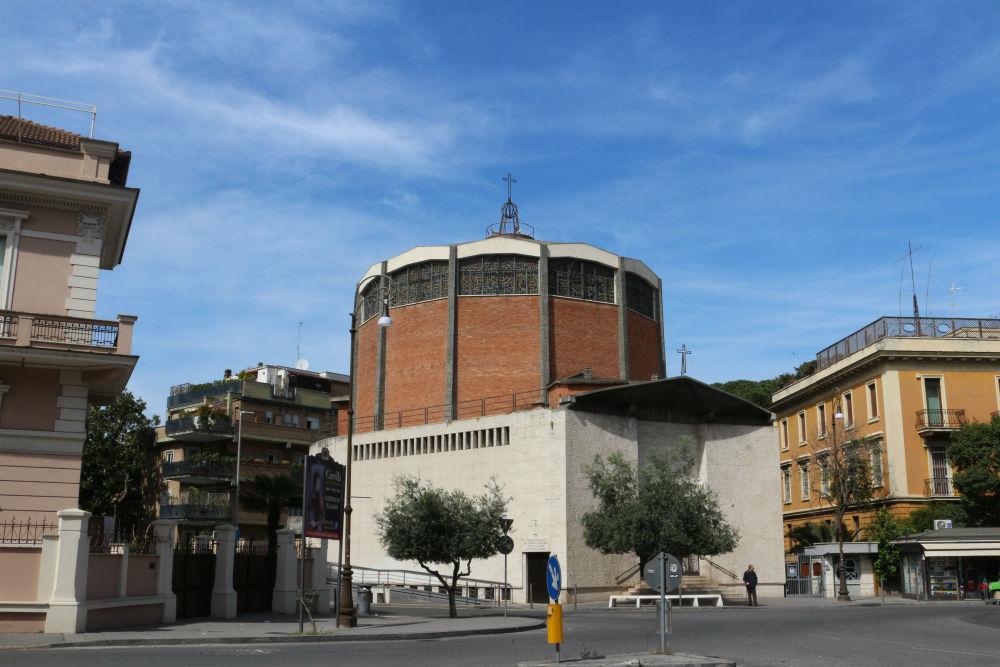 Herdenkingstempel Rome