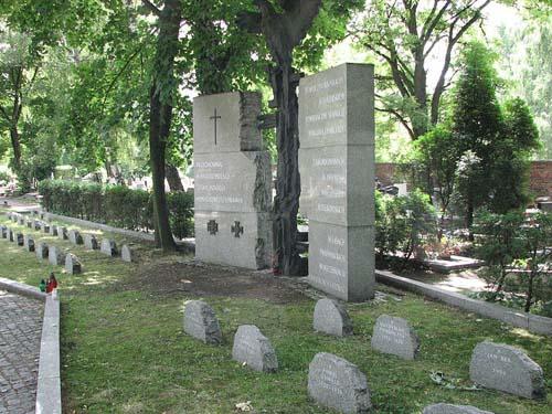 Polish War Graves Katowice