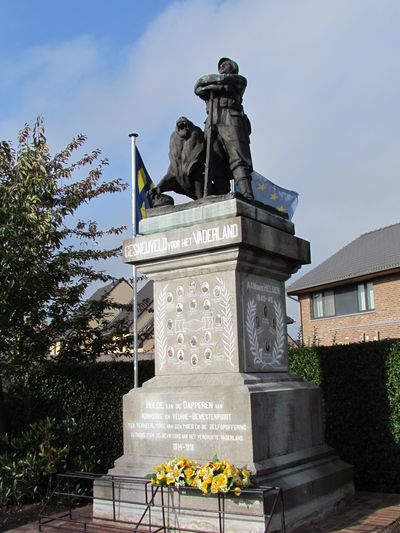 War Memorial Adinkerke