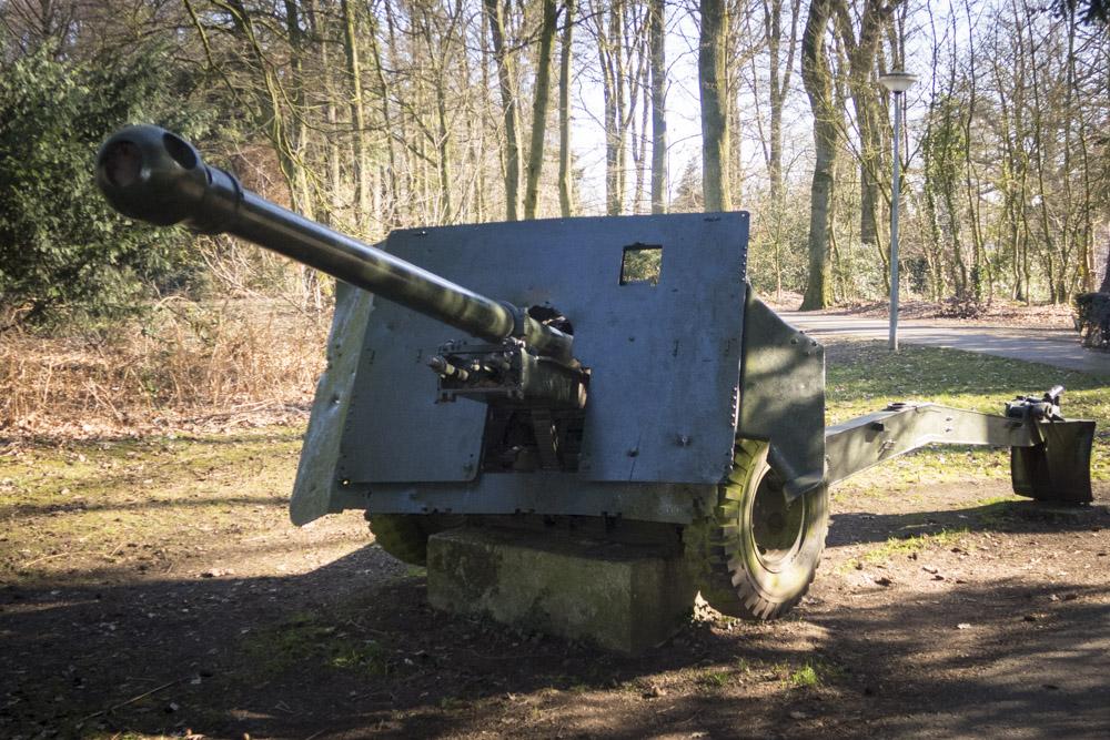 17 pounder Anti Tank Gun (3)
