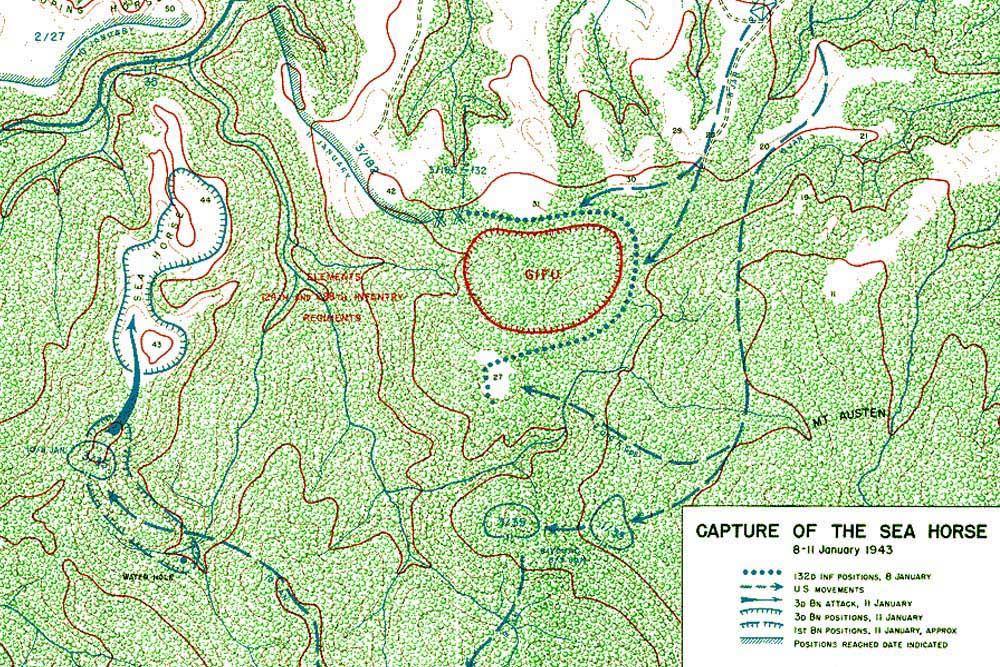 Sea Horse Ridge - Hill 44