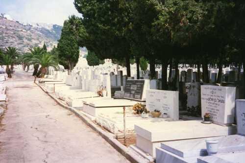 Commonwealth War Graves Khayat Beach