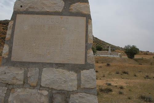 Allied Memorial Battle of Takrouna