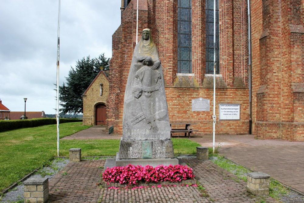 War Memorial Klerken