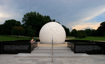 Illinois World War II Memorial