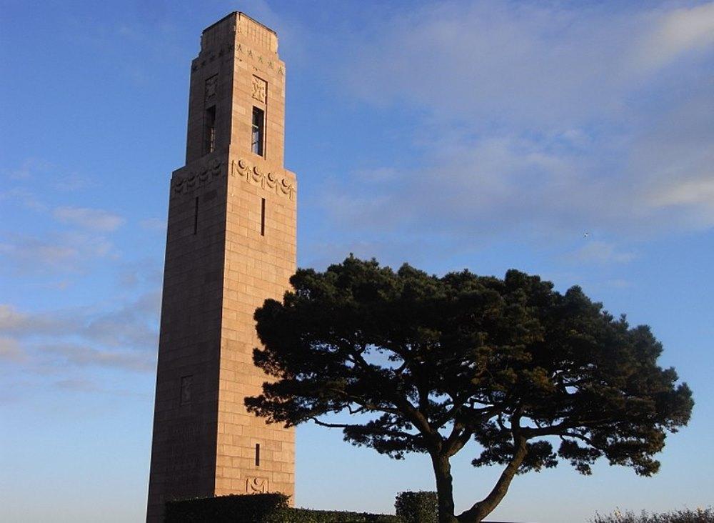 US Naval Monument Brest