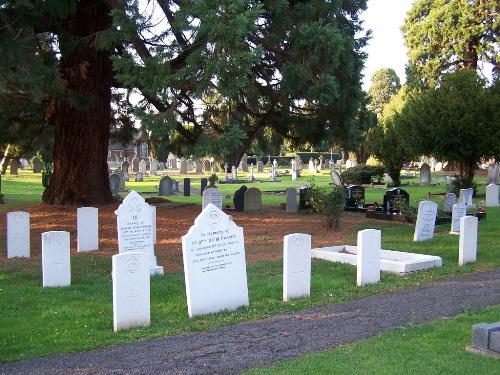 Oorlogsgraven van het Gemenebest Priory Road Cemetery