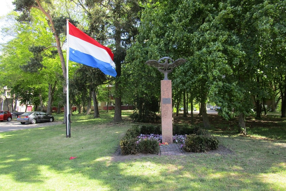 Freedom Memorial Zeist