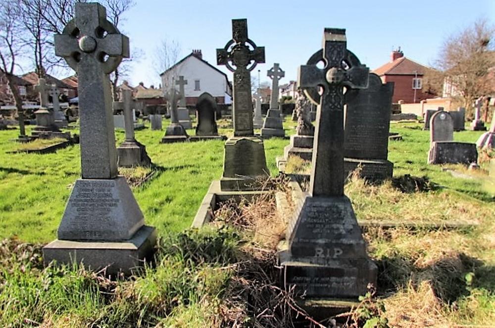 Oorlogsgraven van het Gemenebest Ashburton Roman Catholic Cemetery