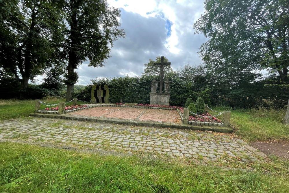 Remembrance Monument Riflemen's Association Niederesch