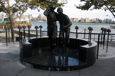 War Memorial Hoboken