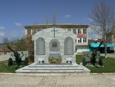 War Memorial Kraynitsi