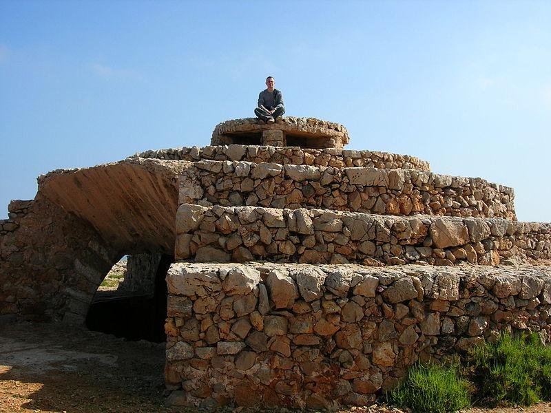 Bunker Punta Nati