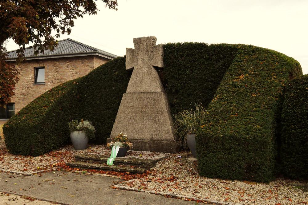 Monument Merzenhausen