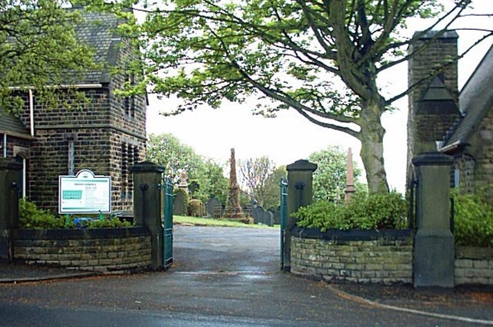 Commonwealth War Graves Norton Cemetery