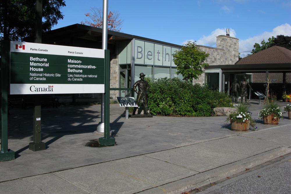 Bethune Memorial House