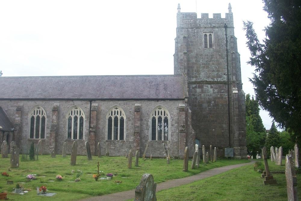 Oorlogsgraven van het Gemenebest St. Mary New Churchyard