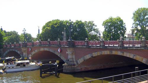 Lutherbrücke Berlijn