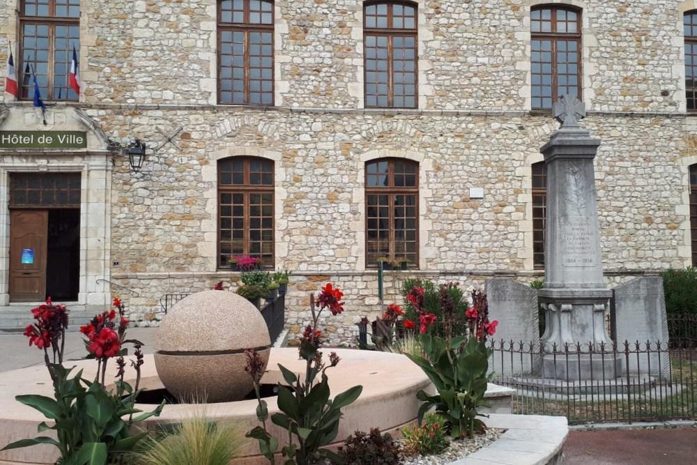 War Memorial Vallon-Pont-d'Arc