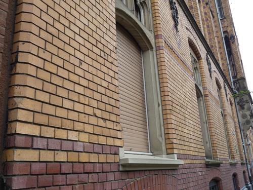 Kogelinslagen Jakobstraße 21