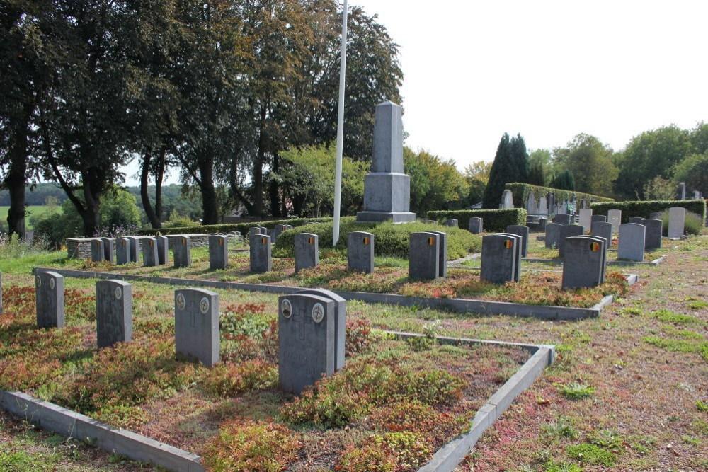 Veteran War Graves Ohain