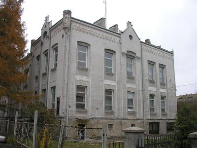 Former Gestapo Office  Jaslo