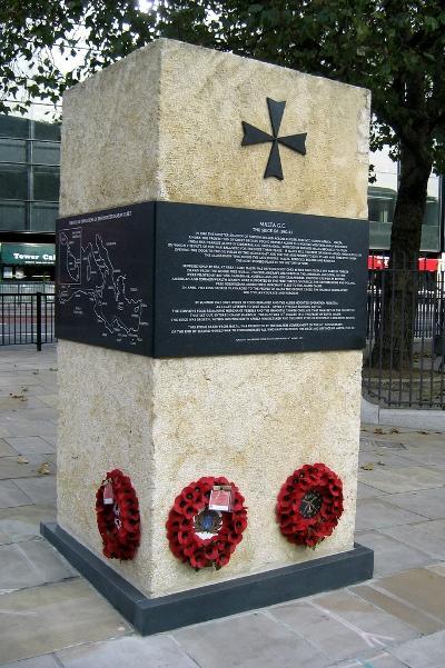 Malta Monument