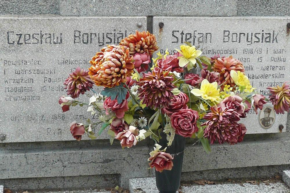 Graves Veterans Sobota Cemetery