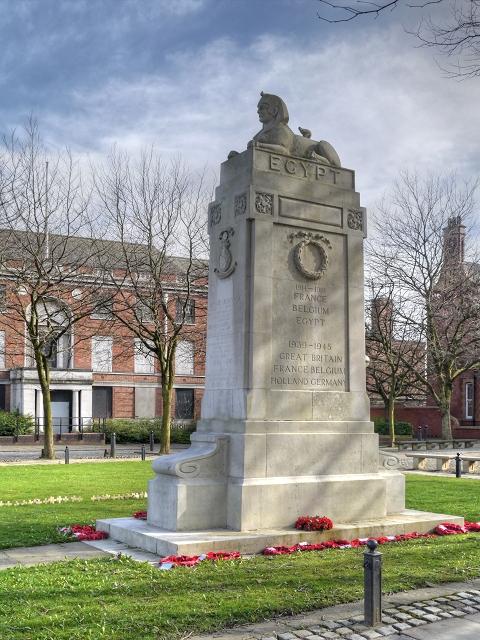 War Memorial Salford