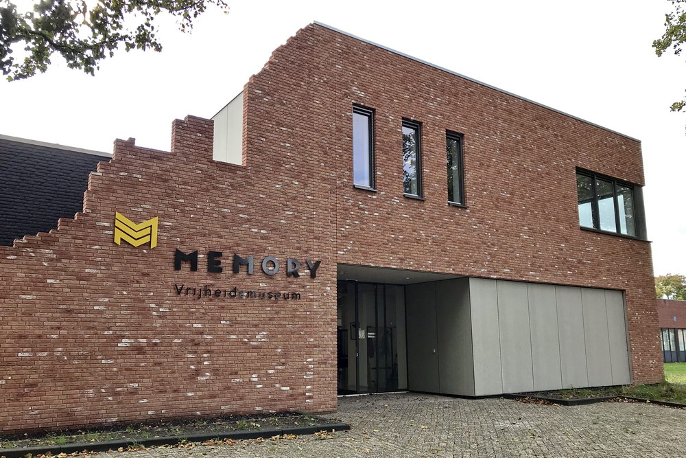 Oorlogs- en vredesmuseum Memory inNijverdal isuit de financiëleproblemen